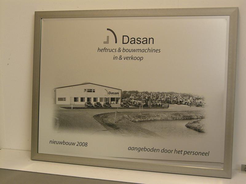 Dasan heftrucks en bouwmachines