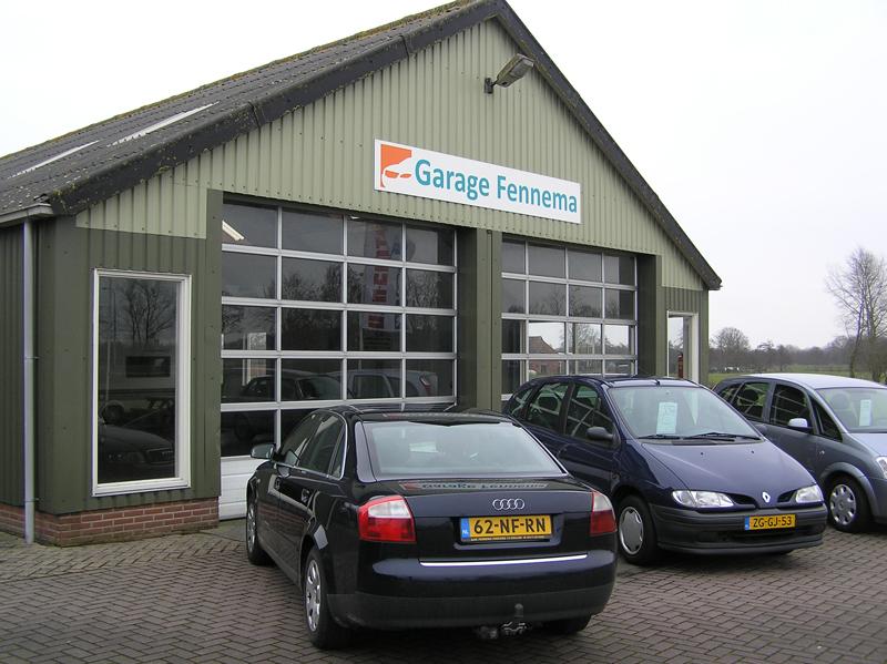 Garage Fennema, Kollum
