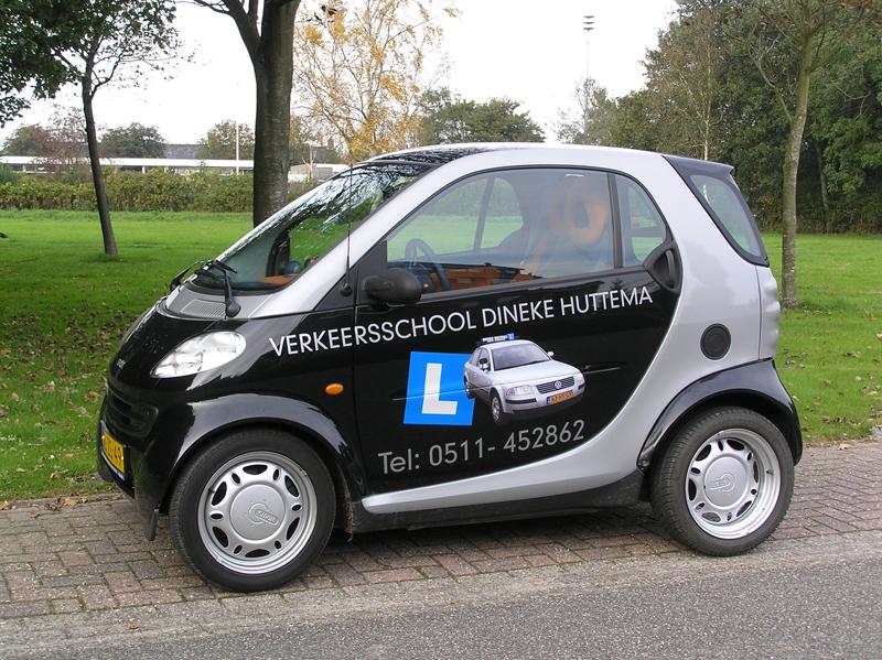 Verkeersschool Dineke Huttema