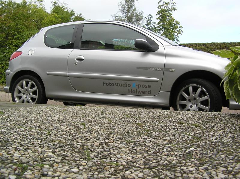 Fotostudio X-pose Peugeot 206