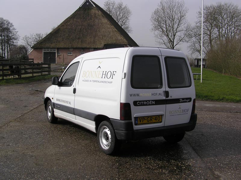 Bonnehof Berlingo